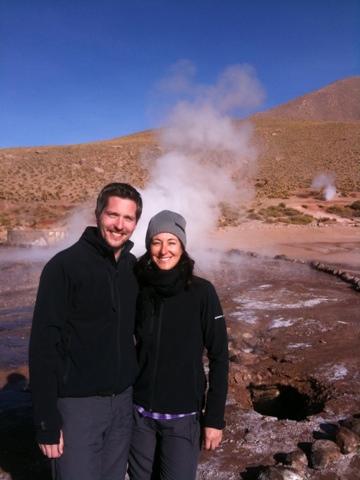 El Tatio Geysers, Chile