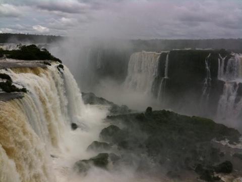 Iguazú Wasserfälle #1