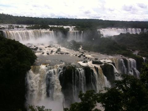 Iguazú Wasserfälle #2