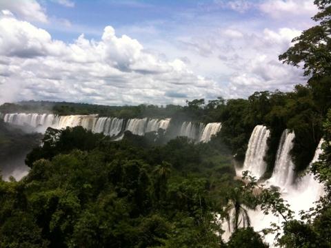Iguazú Wasserfälle #3
