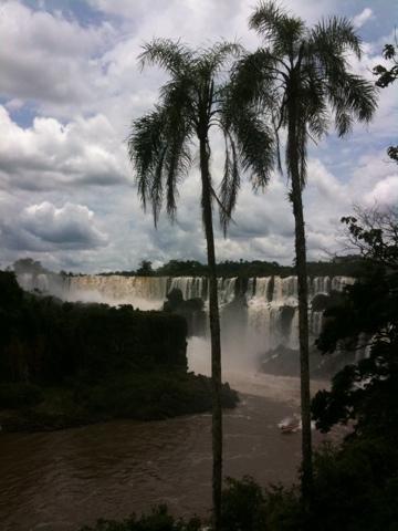 Iguazú Wasserfälle #4