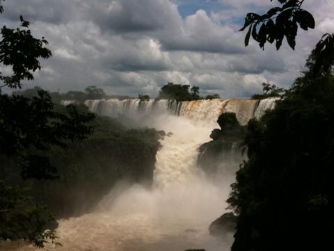 Iguazú Wasserfälle #5