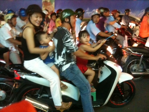 Familientransporter