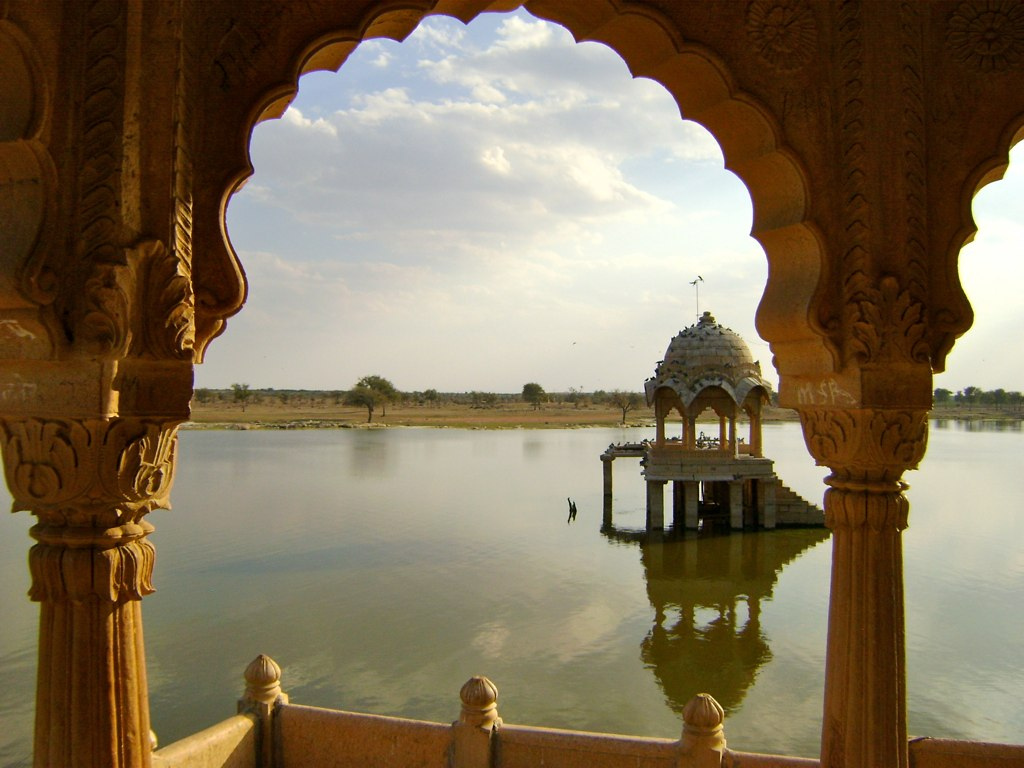 Gadisar Lake, Jaisalmer