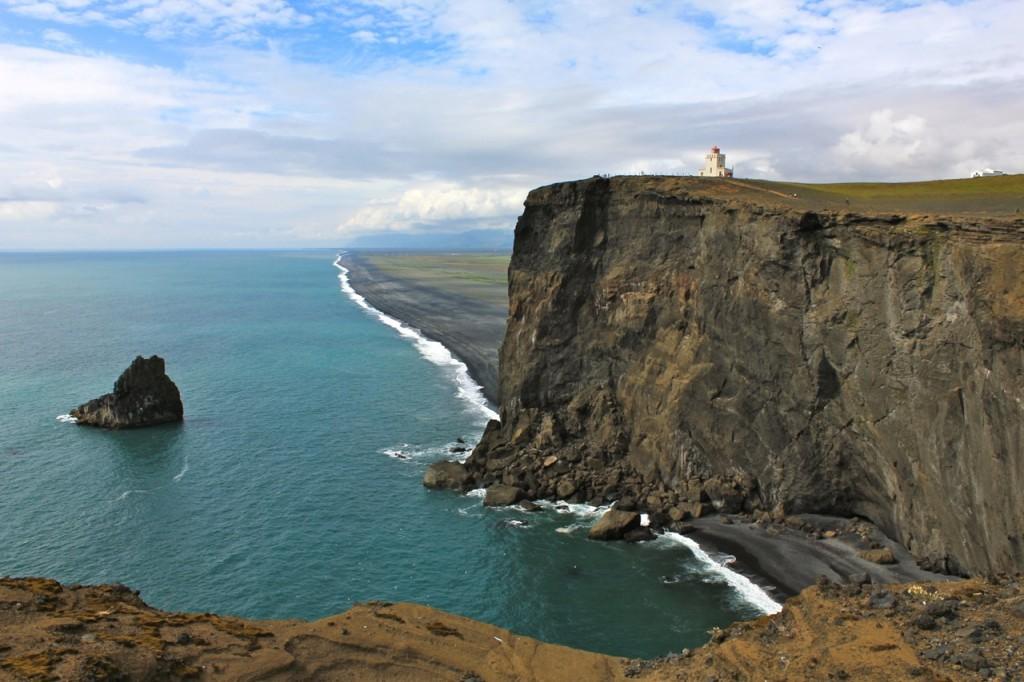 Dyrhólaey - südlichster Punkt Islands