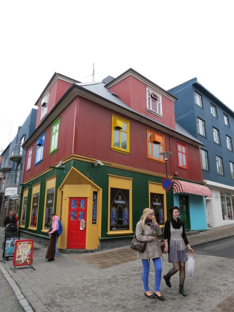 Laugavegur, Reykjavík