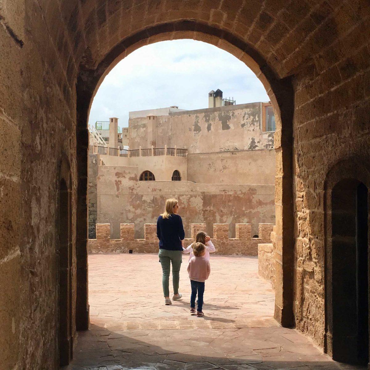 Familienferien in Marokko, Teil 1 – Das Meer