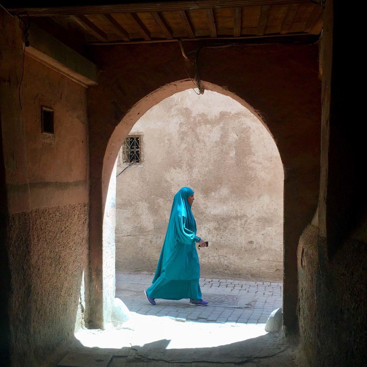 Familienferien in Marokko, Teil 2 – Mitten in Marrakesch